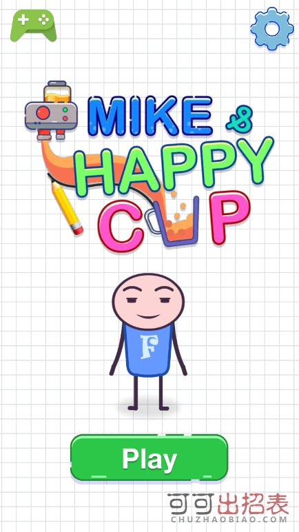 Mike Happy Glass图1
