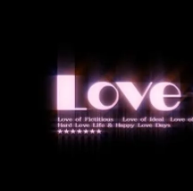 LOVE×EVOLUTION中文版