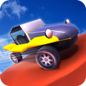 Toon Cars Race
